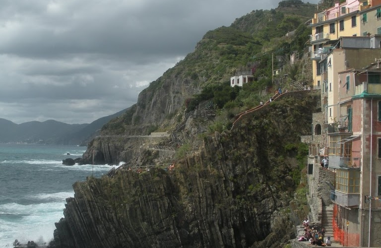 Travel: Cinque Terre blues