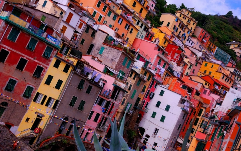 The colorful 5 lands – Cinque Terre, Italy