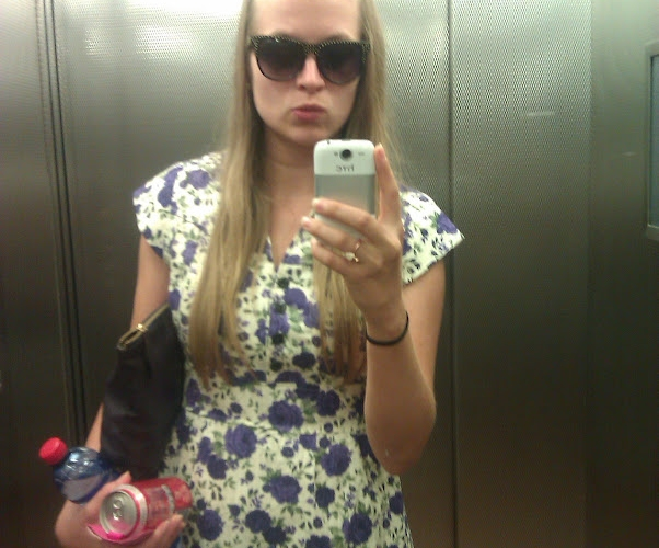 50ies style dress