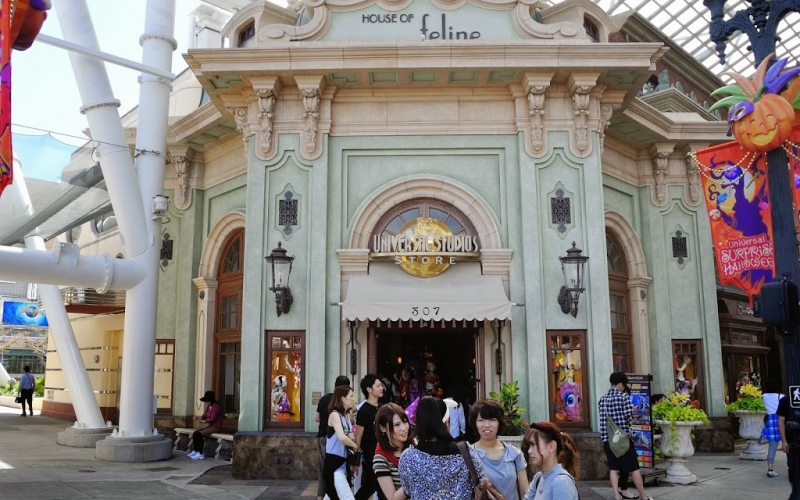 Travel: A Glimpse of Japan – Part III – Osaka and Universal Studious