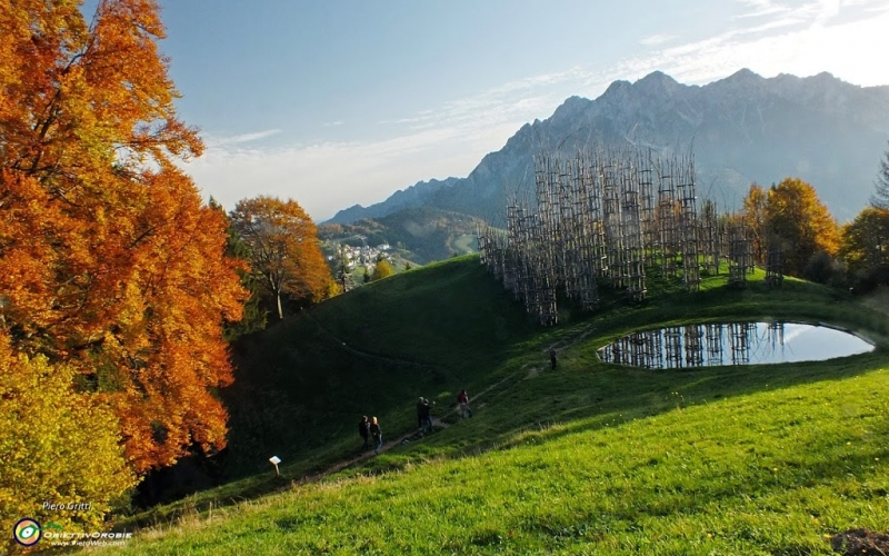 "Travel: Italian mountain getaway or in a seek of a ""Green"" plant Cathedral"