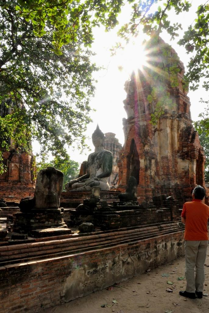 Thailand_Ayutthaya_sunset