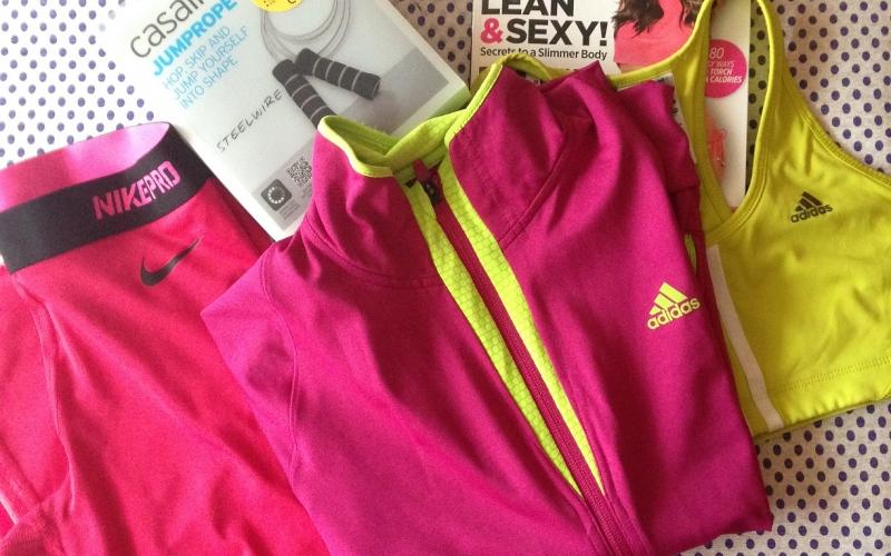 My Nordic Weekend Fitness & beauty gear