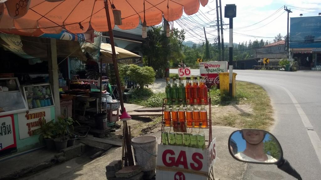 GAS convenient stores-shacks