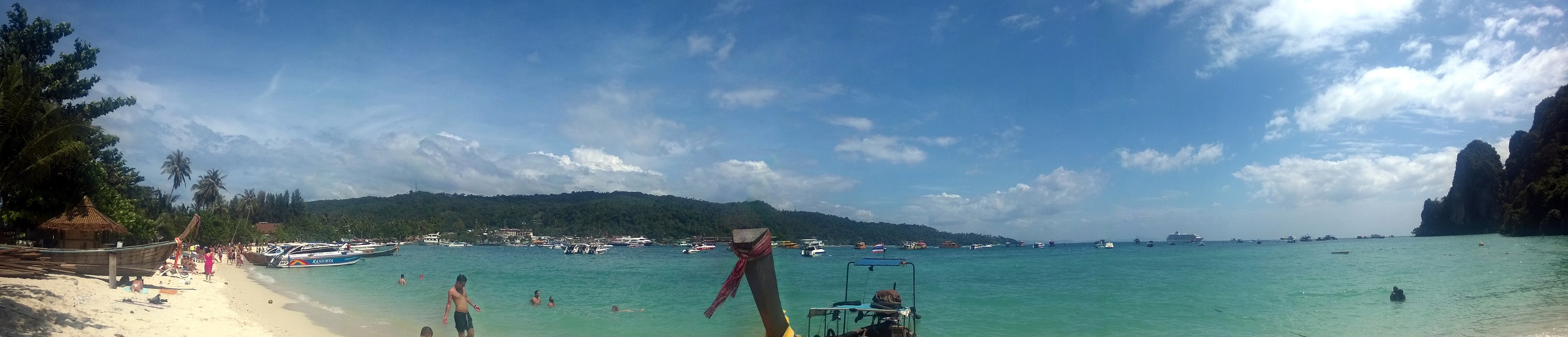 Phi Phi Don panorama