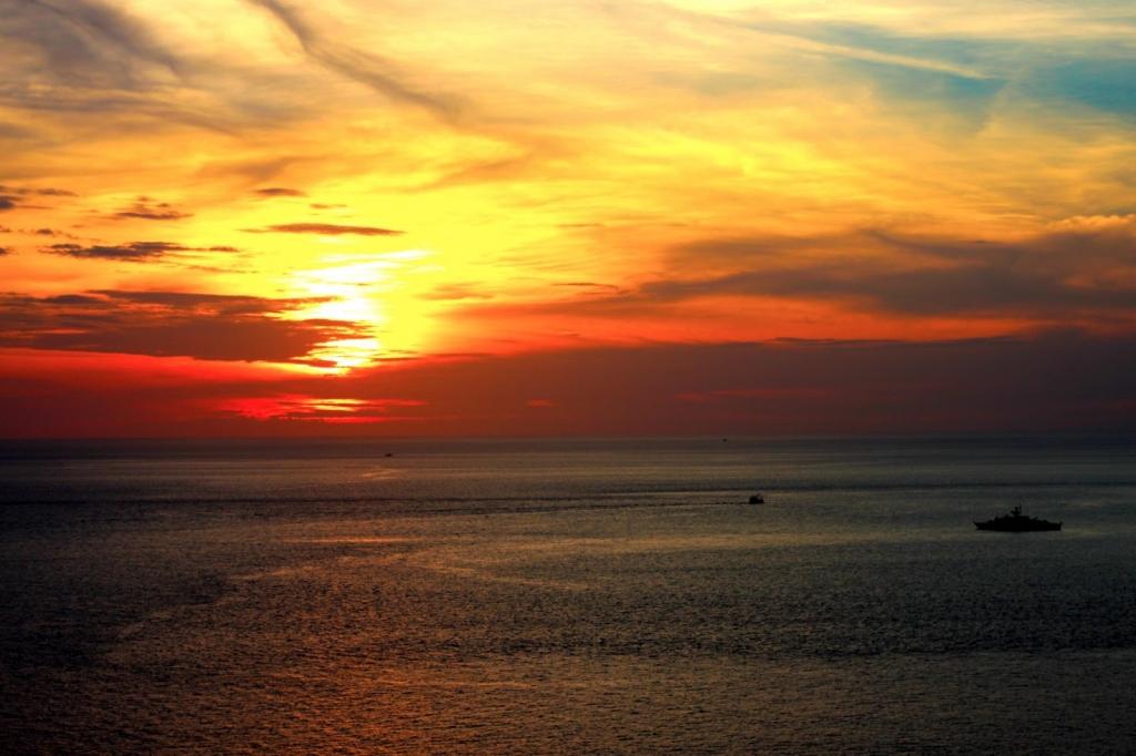 Sunset at Phuket