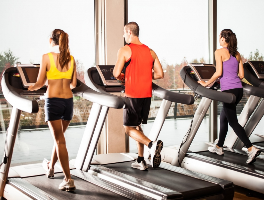 Treadmill competition