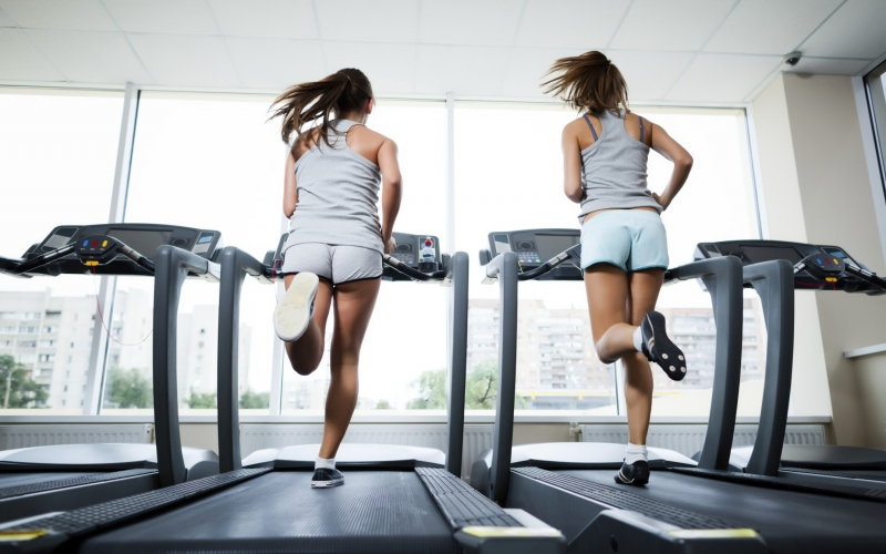 Workout: 15 minute treadmill routine that will burn fat 2x faster