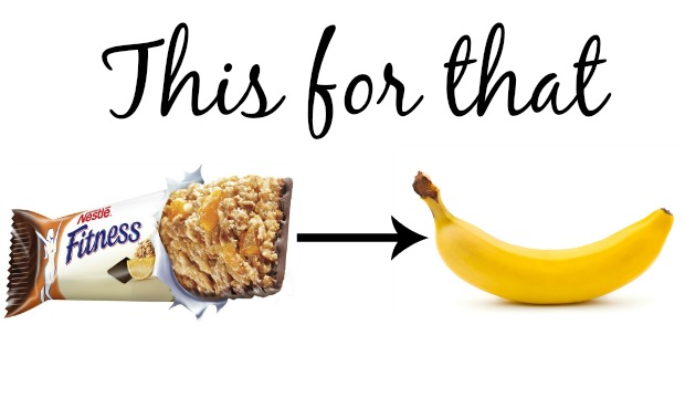 10 food swaps to shred calories and save on health