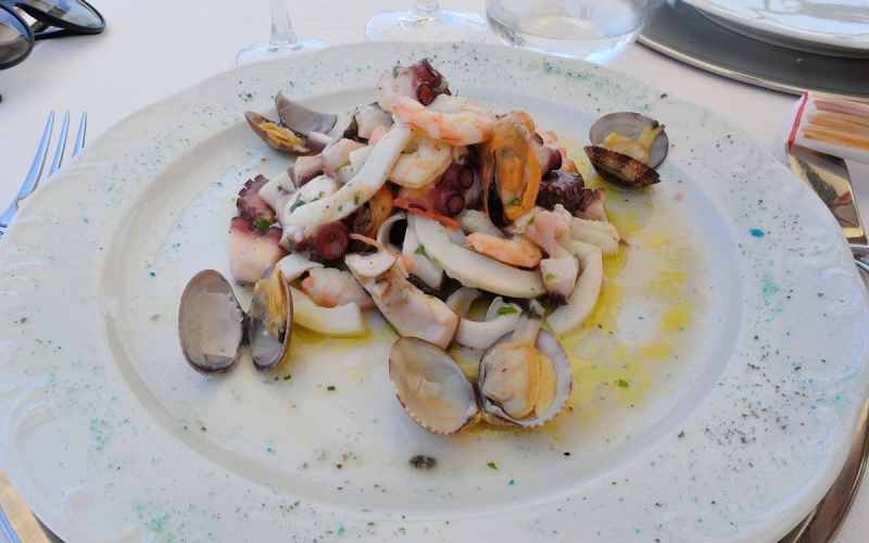 Restaurant review: Alle Terrazze – a gem of Sicily