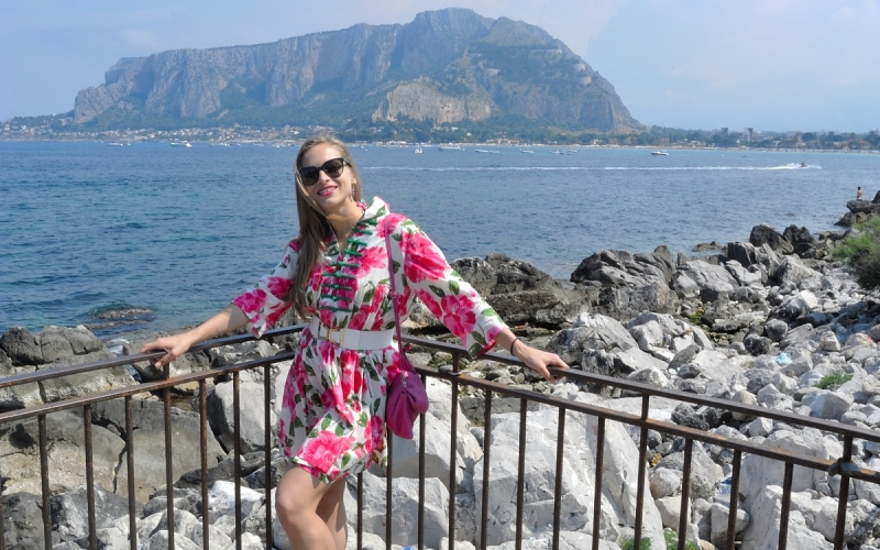Travel: Exploring Sicily – Mondello beach