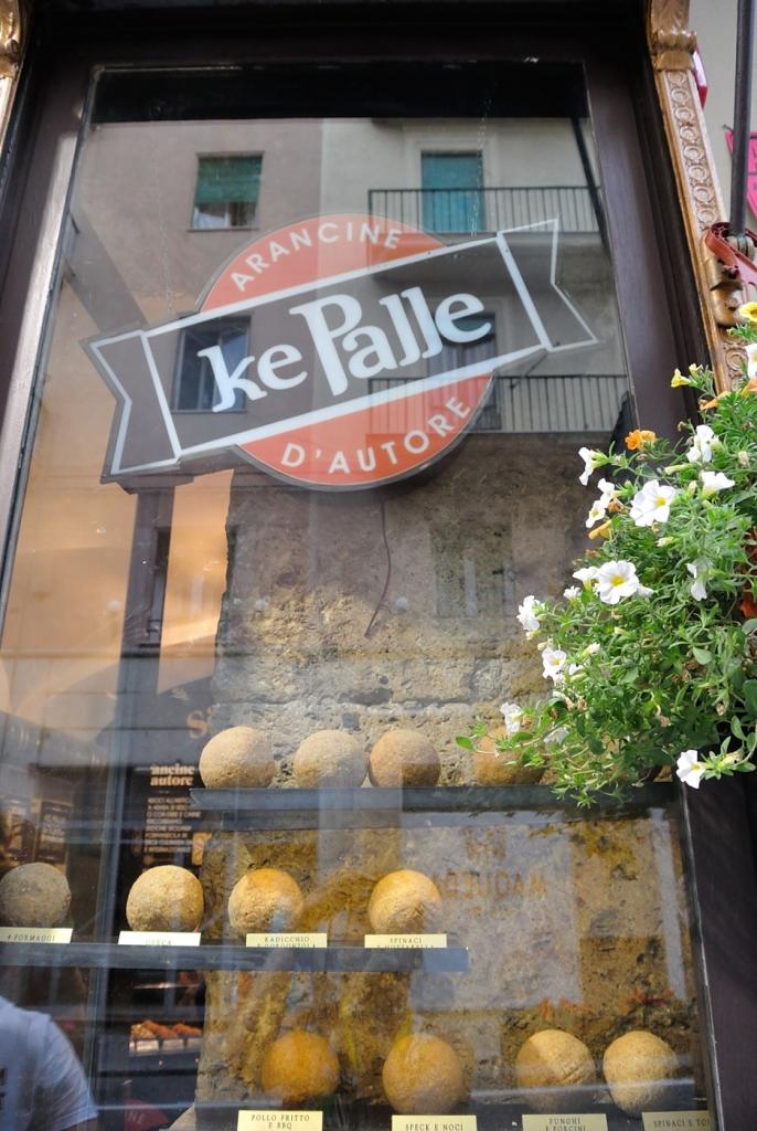 ke Palle - the arancini palace