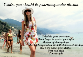 7 rules you should be practicing under the sun