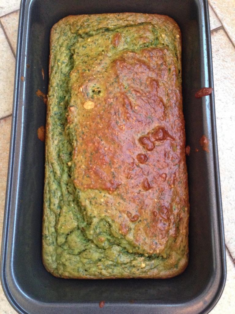 Hulk protein bread