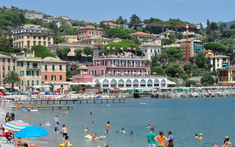 A day getaway to Coast of the Dolphins – Santa Margherita Ligure