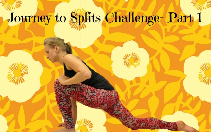 Journey to Splits challenge – 2 weeks check in