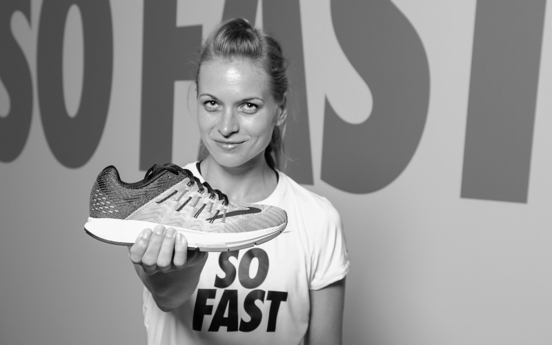 First Nike event Milan – So Fast – check!