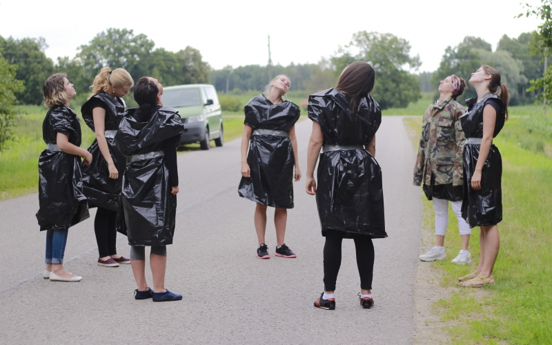 How to warm up before any boot camp even on bachelorette party