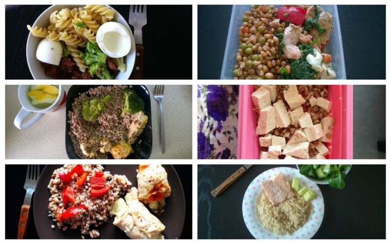 7 easy and healthy office lunch ideas
