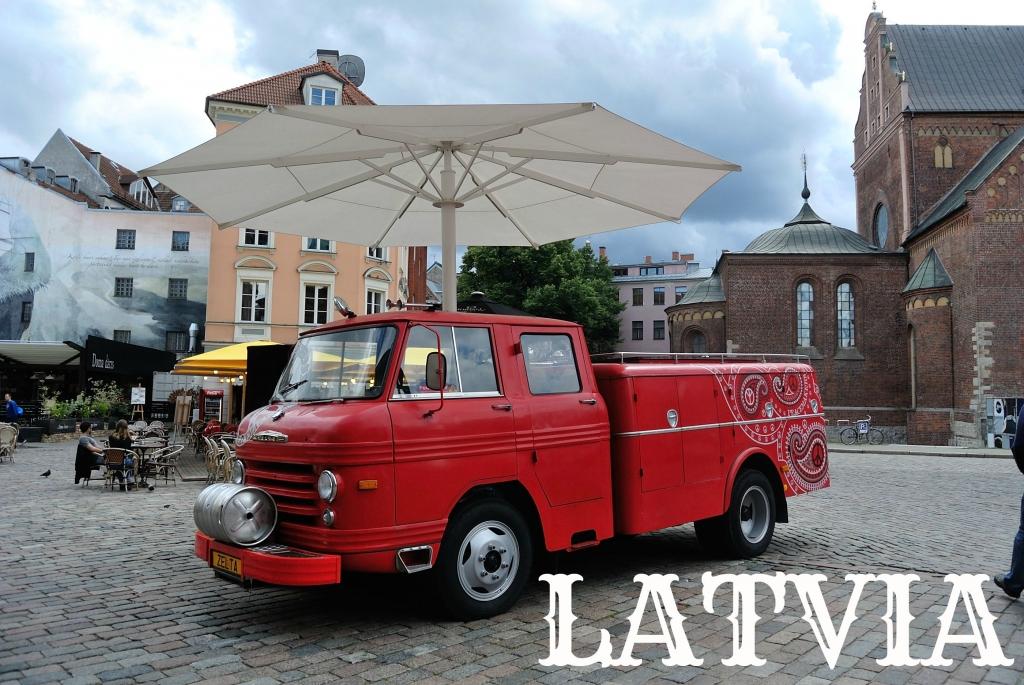 Riga, Latvia - a nice place
