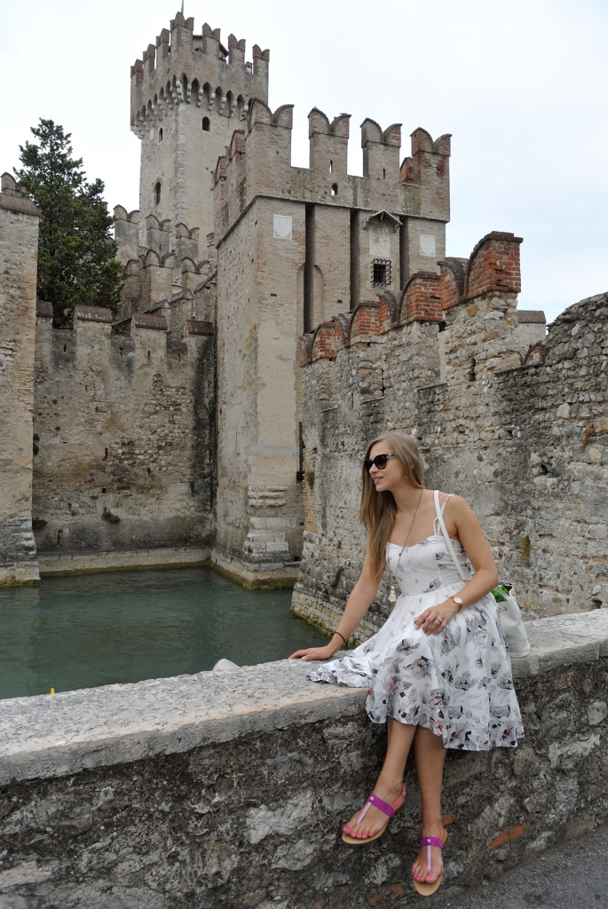 I believe that each castle visit asks for a nice dress