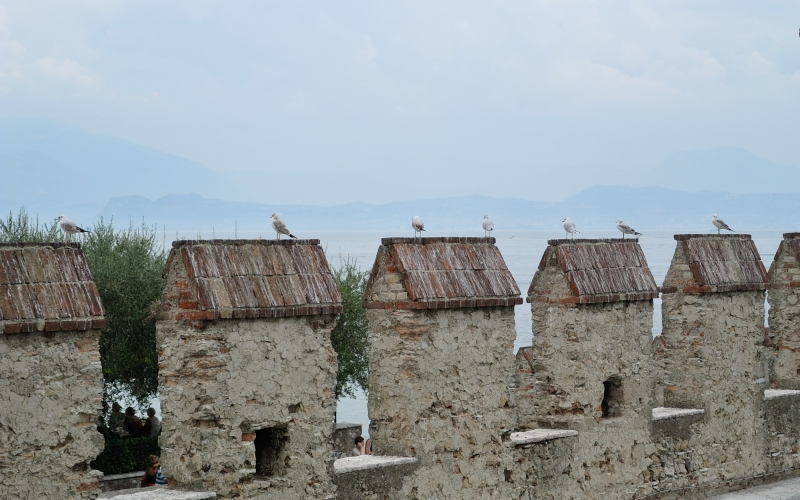 A day at Garda lake or Sirmione in pictures
