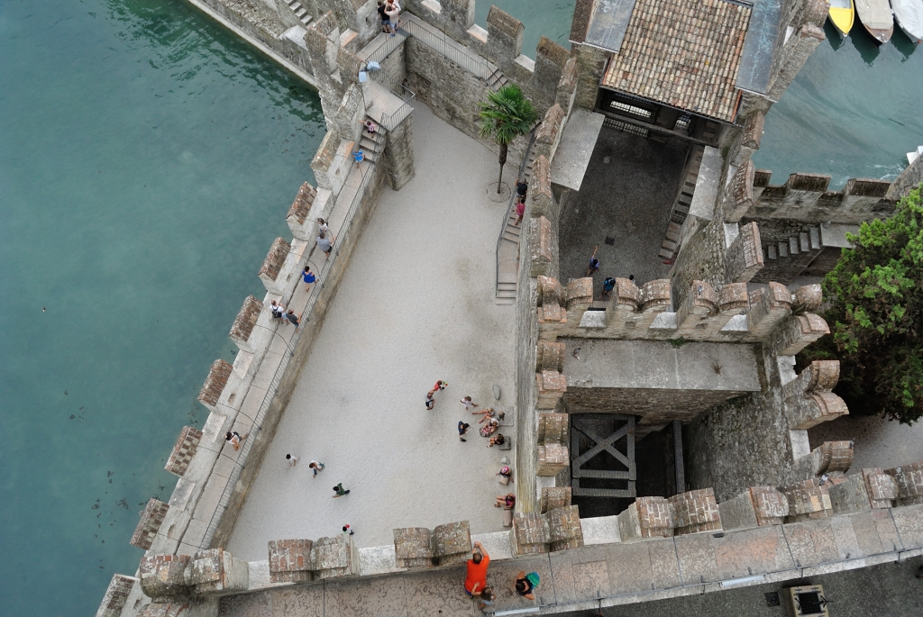 Sirmione from above