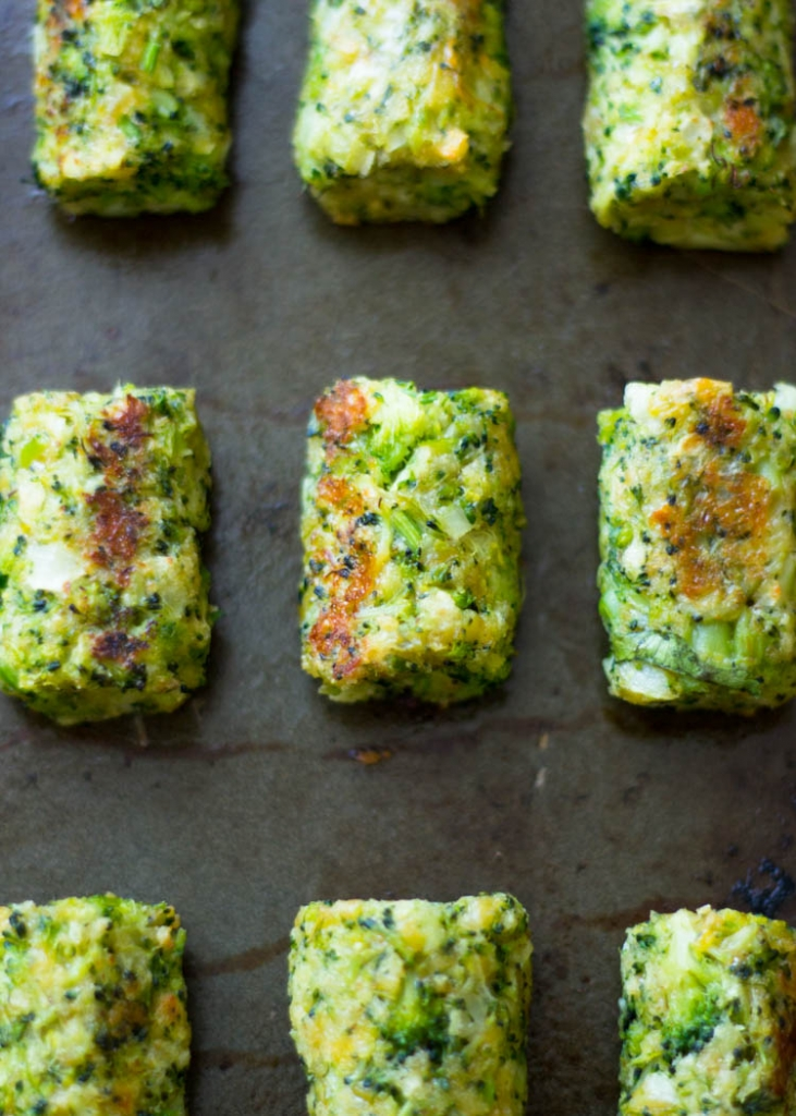 How to make healthy broccoli snacks