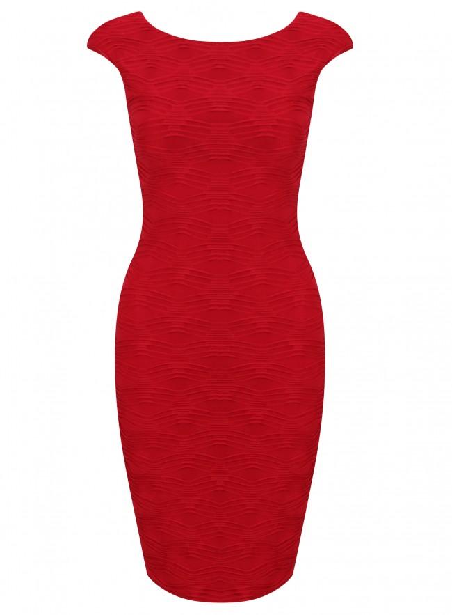 ruffle dress by Guess