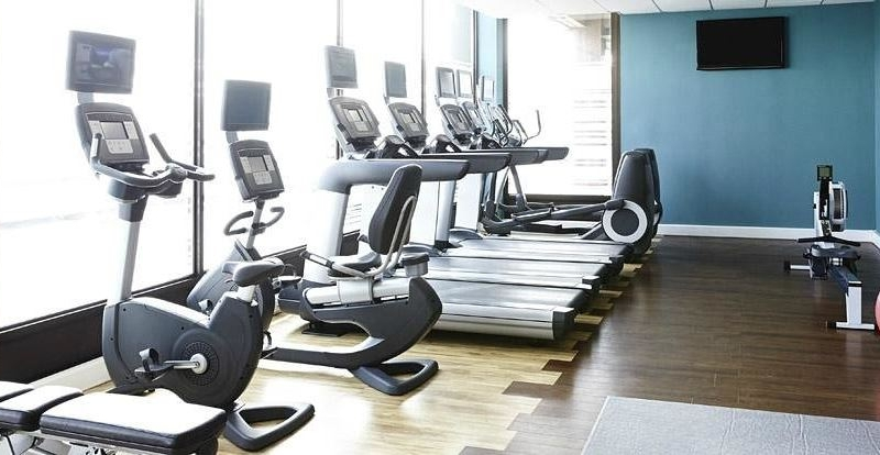 How to use hotel's gym equipment for a killer workout