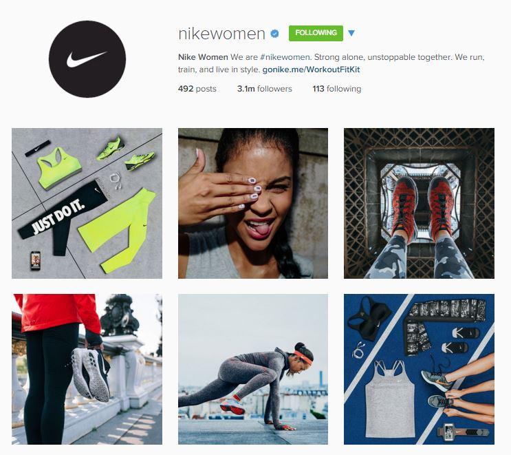 Nike Women on Instagram