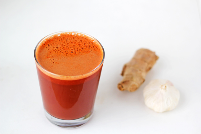 Super carrot smoothy