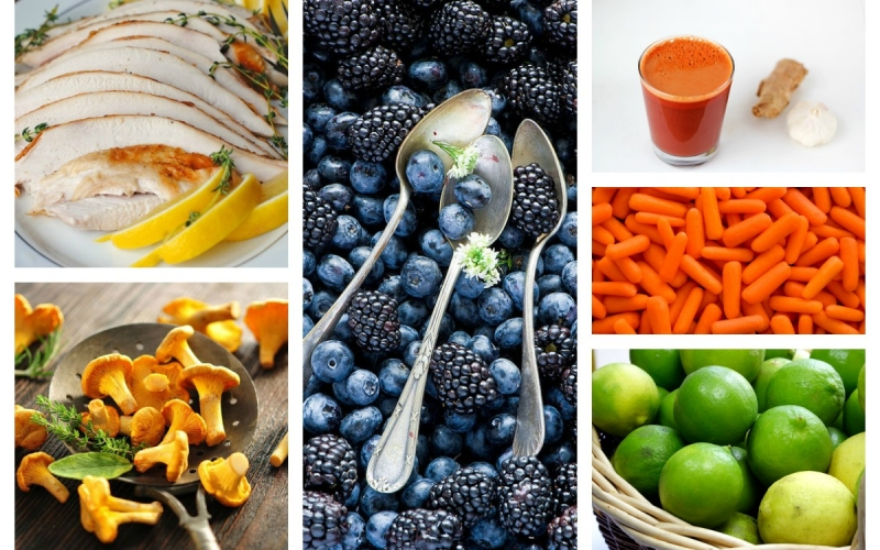 The most efficient immunity boosting foods to eat now