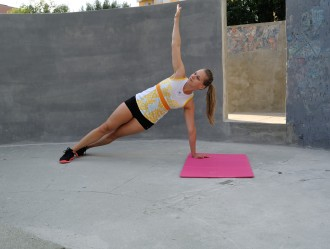 Effective 7×3 minute workout you can do everywhere