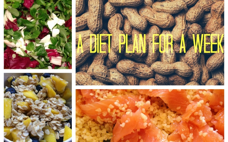 What to eat for the first week of your diet