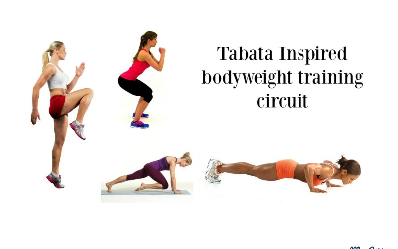 How to burn fat with a tabata-inspired training routine