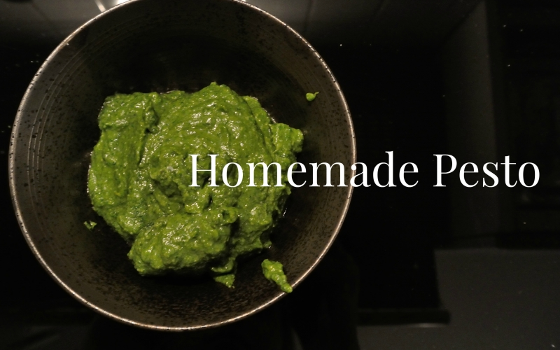 How to make your perfect Italian pesto at home