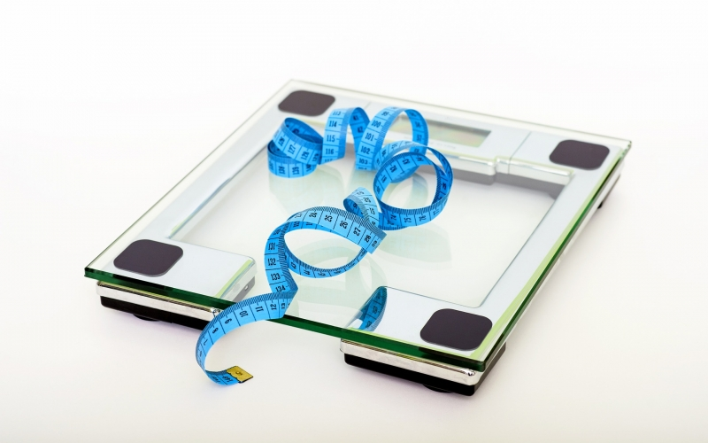 Why you shouldn't worry about weight increase on scales