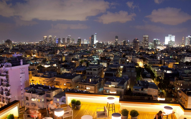 How to get the best of Tel Aviv on a busy working schedule