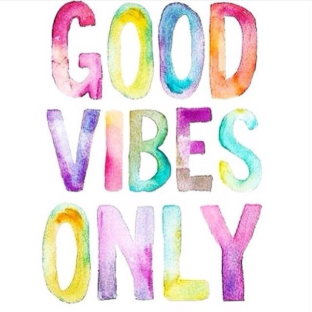 Spread the good vibes everywhere you go