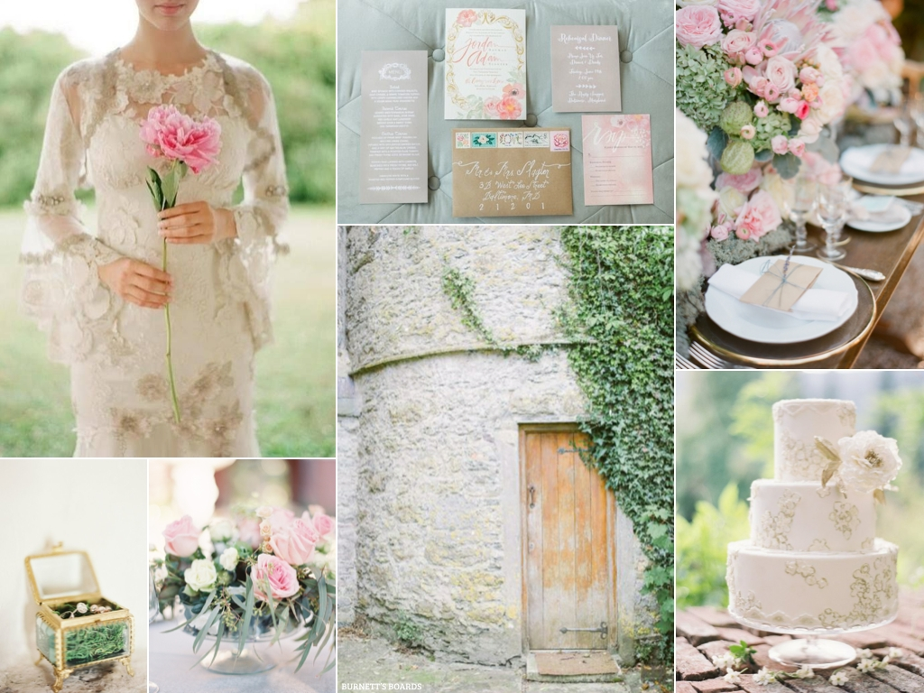 "creating mood boards and pinning and ""hearting"" like crazy"