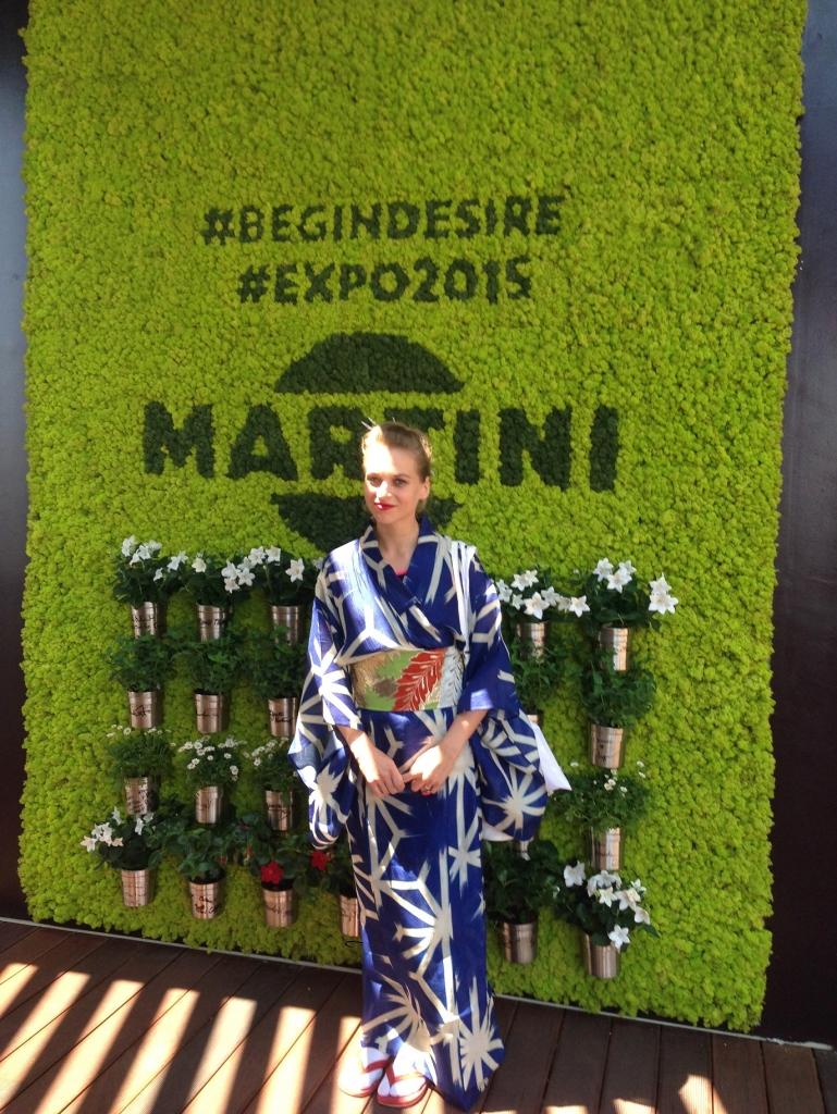 Expo Kimono 2015