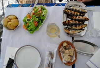 Healthy and local cuisine to try at Portugal