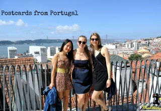 Road trip from Porto to Lisbona – 3 friends exploring Portugal