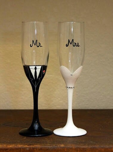 Mr.&Mrs Glasses