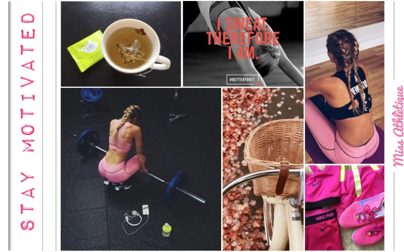 My Motivational Monday post – with steps to get in shape