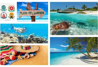 Preparation for travel to Playa del Carmen