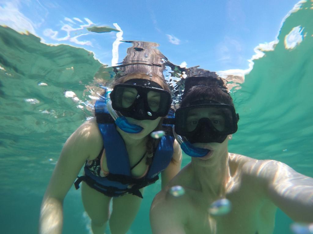 Snorkel adventure at Akumal |www.missathletique.com