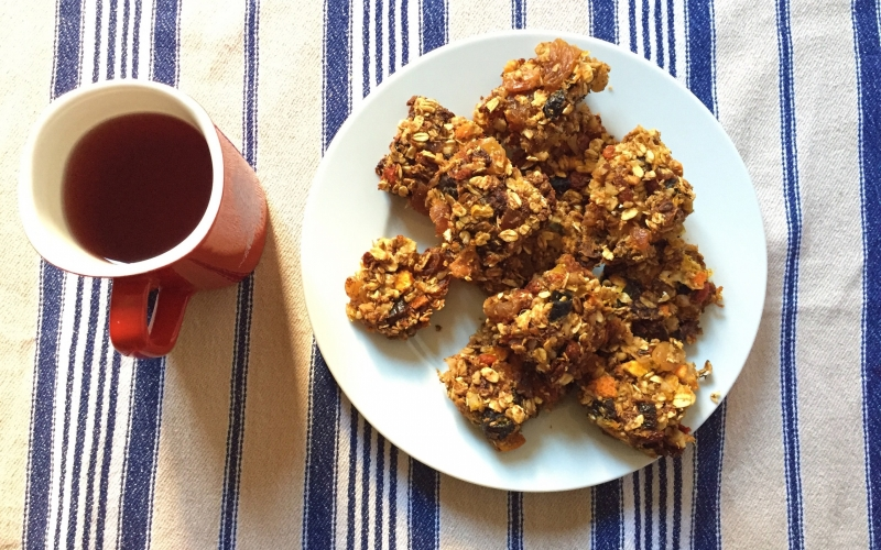 Recipe: How to make a fitness power bars at home?