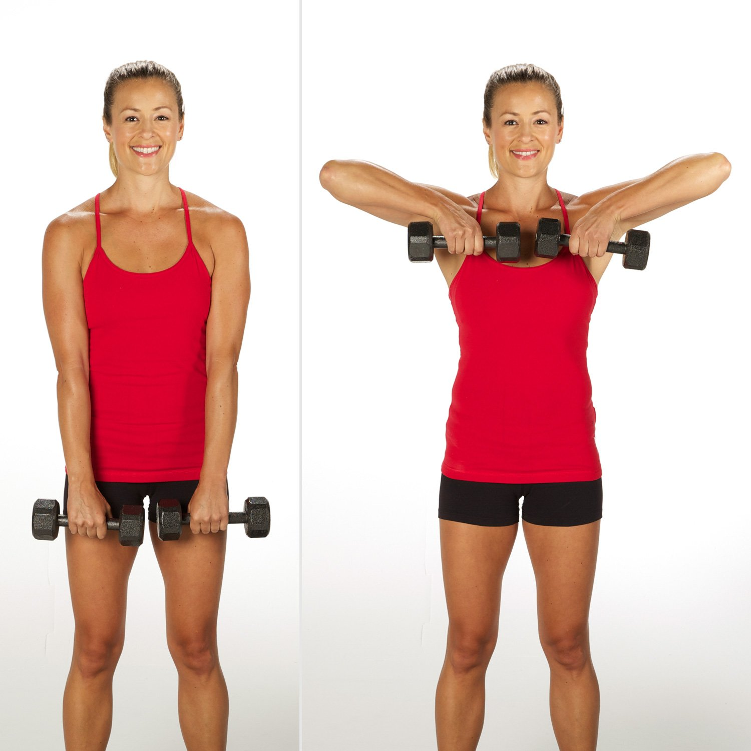 5 Exercises To Lose Armpit Fat And Look Fabulous Miss